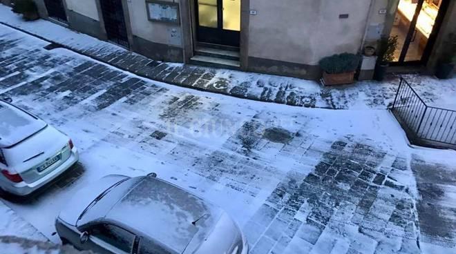 Arcidosso neve