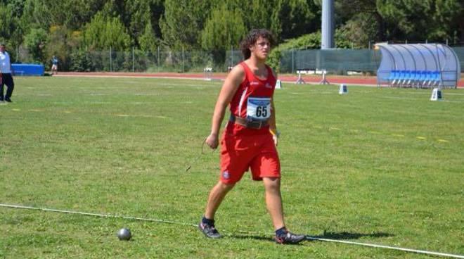 atletica matteo macchione