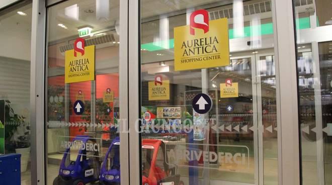 Aurelia Antica accoglienza