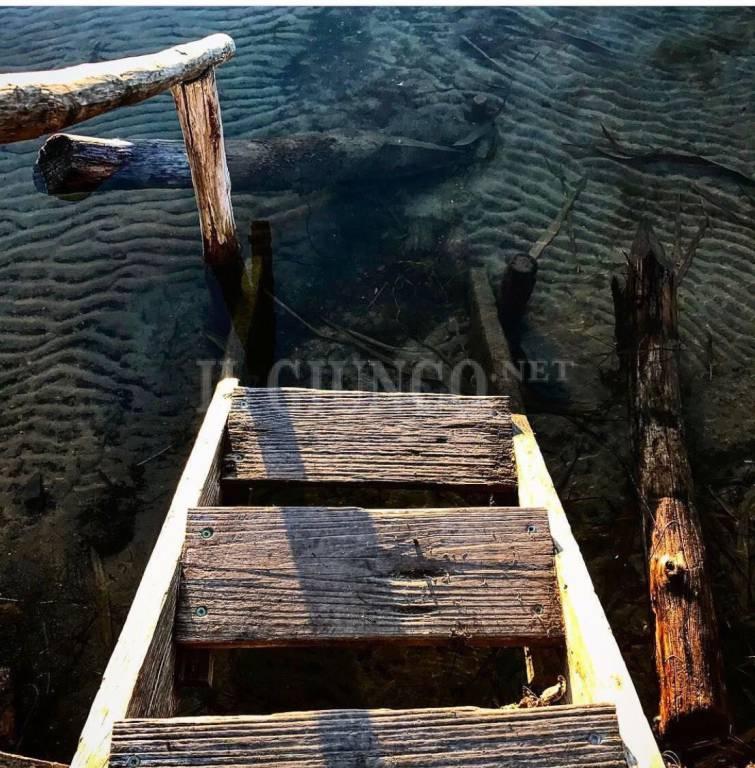 IL LAGO DELL\'ACCESA -Foto del giorno