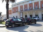 Controlli forze dell'ordine alla stazione