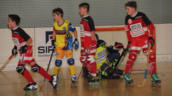 Cp Grosseto Pattinatori Hockey under 15