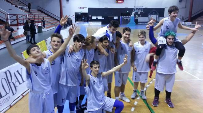 follonica basket under 15
