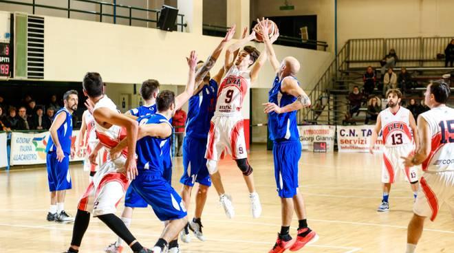 Gea basket Grosseto 2017 Valdera