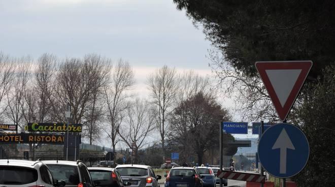 Manifestazione No Autostrada