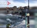 Mareggiata Argentario 2017 (video)