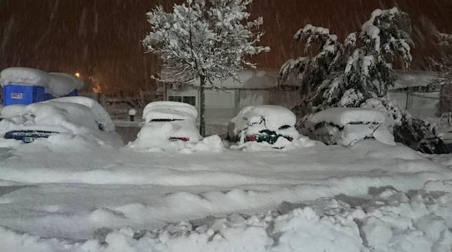 Neve Centro Italia