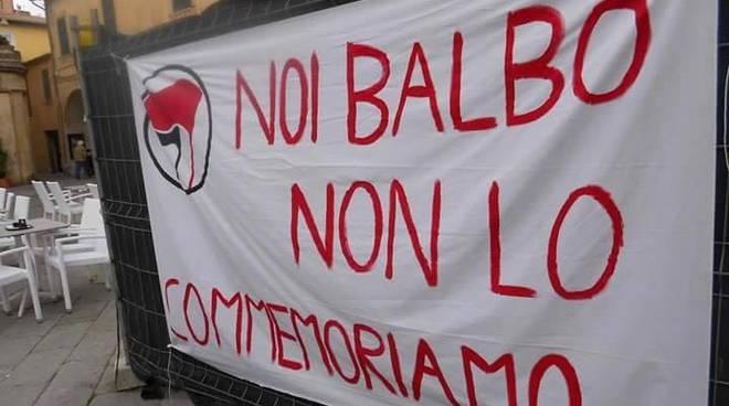 protesta italo balbo orbetello