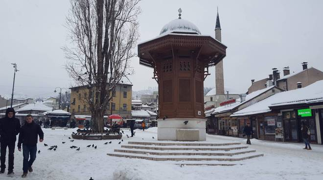 Sarajevo giorno 3