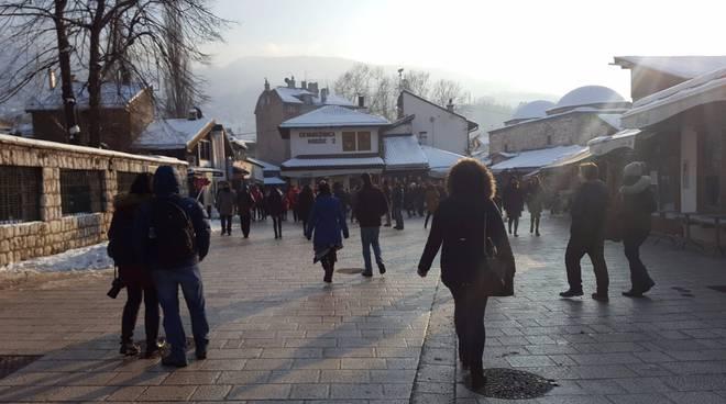 Sarajevo quinto giorno
