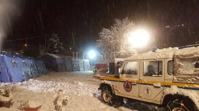 terremoto protezione civile
