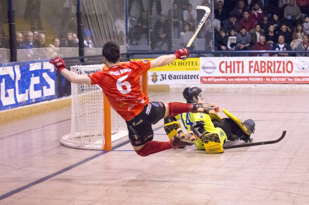 Banca Cras hockey Follonica Breganze Coppa Italia