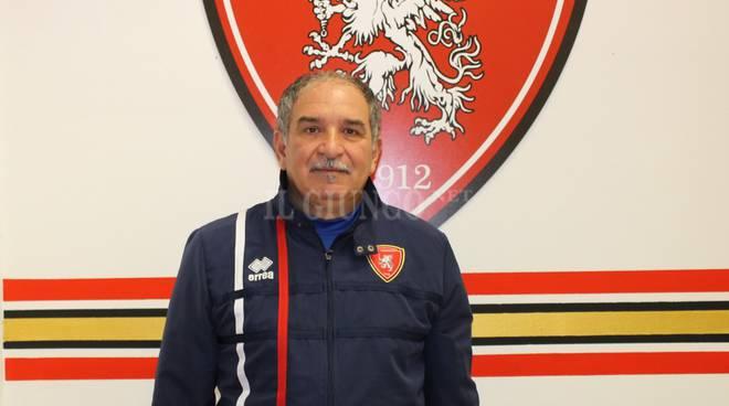 Bruno Federici mister 2017 febbr