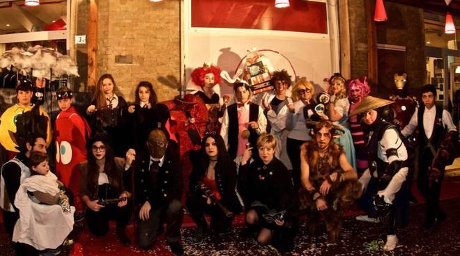 Carnival party per grandi e piccoli al Comix cafè con la gara di cosplay      25/02/17