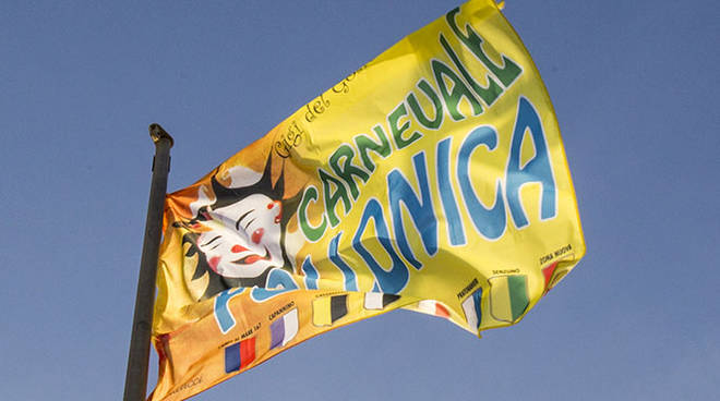 Carnevale Follonica 2017 re e reginette