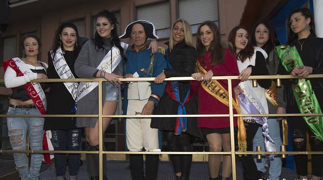 Carnevale Follonica 2017 re e reginette