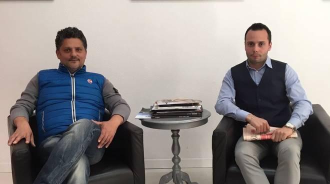 Filippo Asta e Daniele Pizzichi