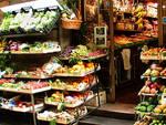 Frutta e verdura negozio