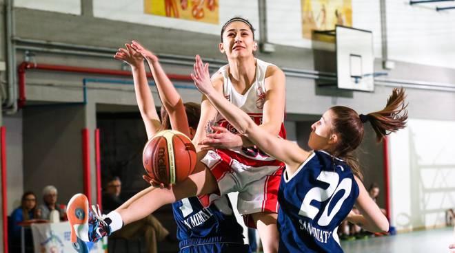 Gea basket femminile Grosseto 2017