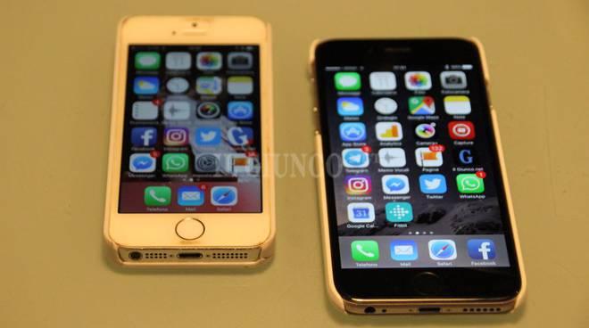 iPhone cellulari