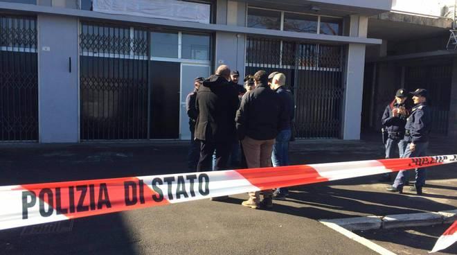 Raid contro la sede di CasaPound 18 febbraio 2017