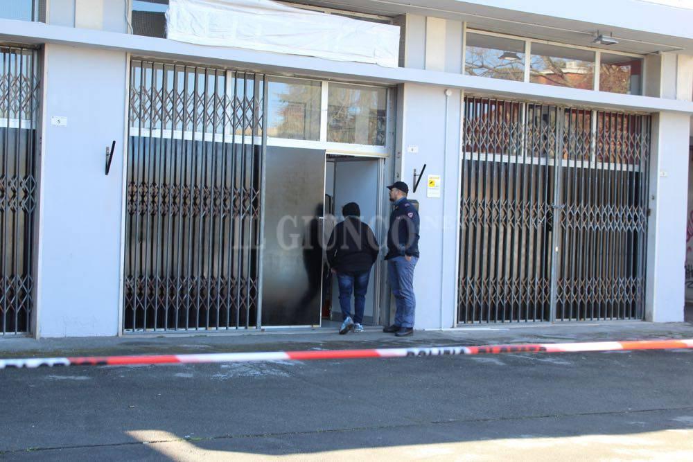 Raid contro la sede di CasaPound