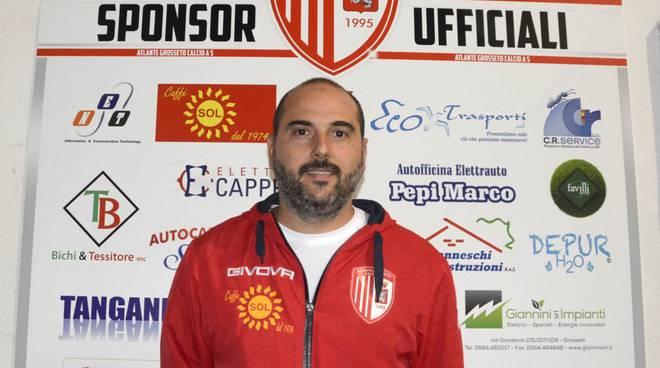 Tommaso Chiappini allenatore
