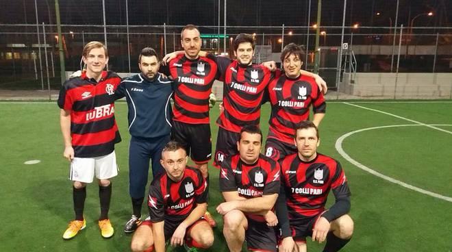 Calcio a 5 Uisp