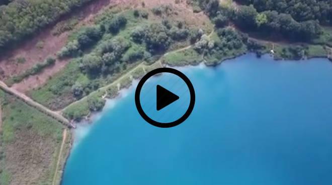 Drone lago