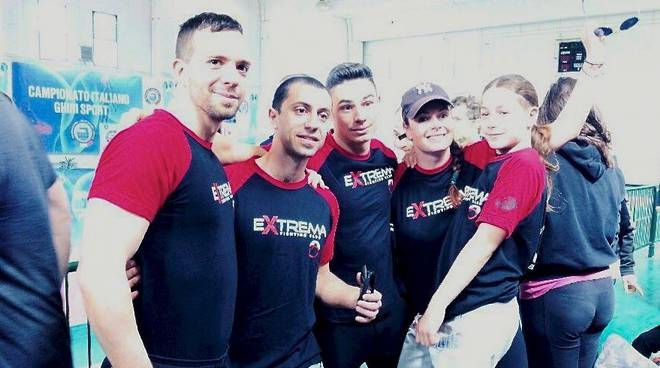 extrema fighting club