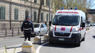 Incidente viale Sonnino