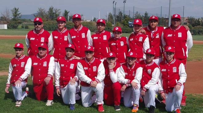 junior grosseto baseball 2017  under 15