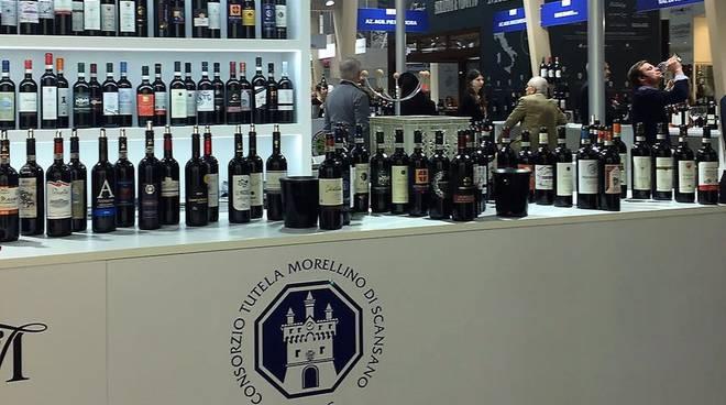 Morellino a Prowein 2017
