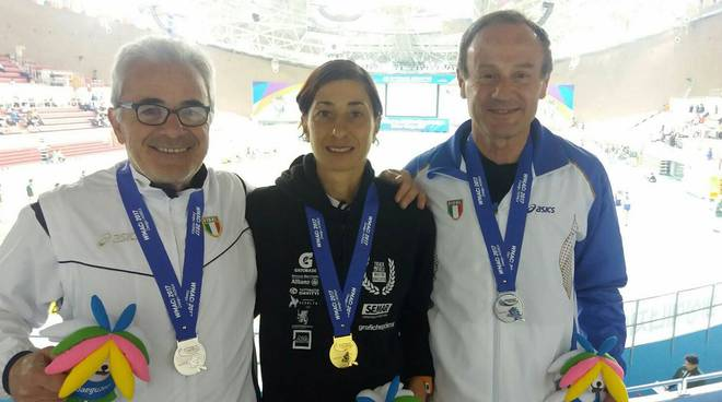 Paolo Pellegrini Chiara Gallorini e Renato Goretti