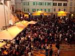 Piazza del Sale notte