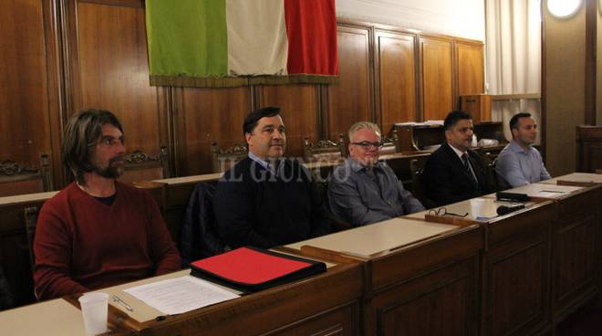 opposizione Consiglio comunale Follonica
