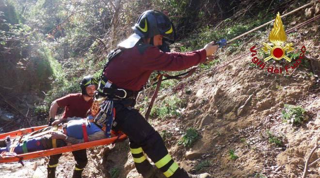 Salvataggio Vigili del fuoco