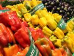verdura peperoni melanzane