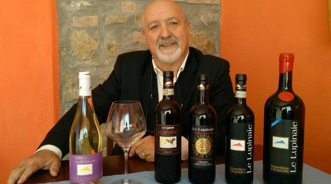 Aldo Galimberti Le Lupinaie