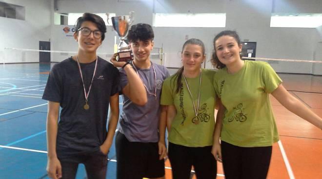 badminton fossombroni