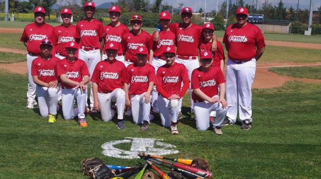 Baseball Gr Junior
