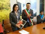 Cinzia Teresa Torraco prefetto visita Roccastrada