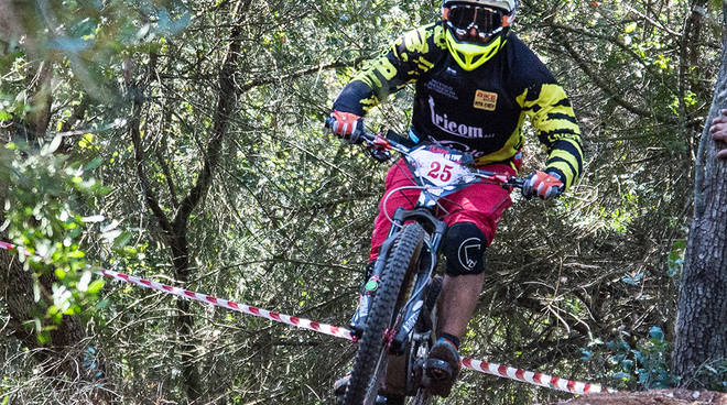enduro talamone mountain bike aprile 2017