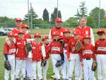 junior baseball esordienti