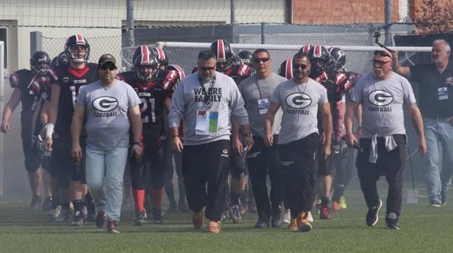veterans football americano
