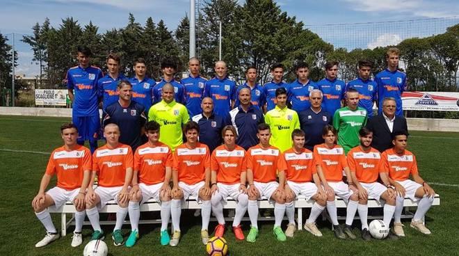 Allievi Saurorispescia campioni regionali 2017