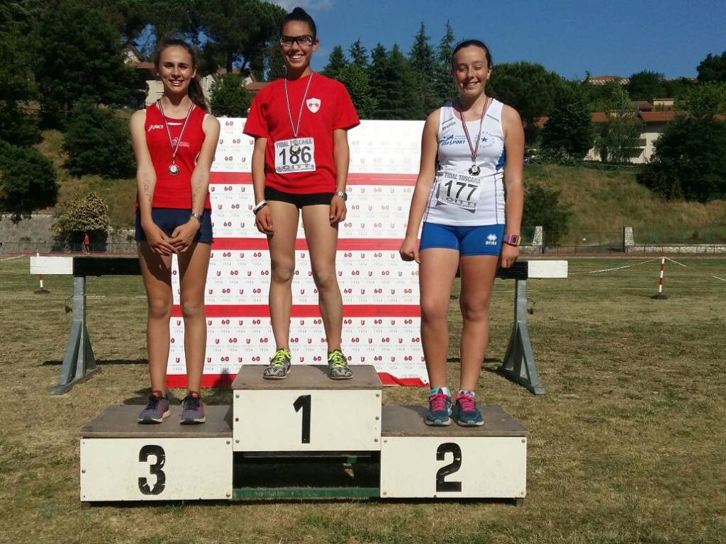 atletica follonica coppa toscana 2017