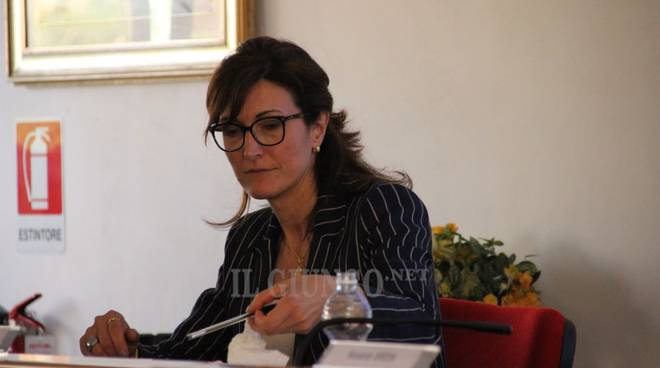 Cna Assemblea elettiva 2017 Annarita Bramerini