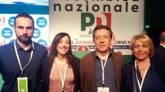 Delegati assemblea nazionale