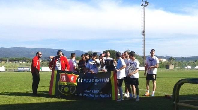 Etrusca Marina vince i playoff della Terza Livornese